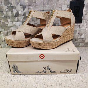 A New Day Women's Sandals Platform Sandals
